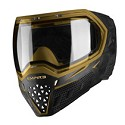 Empire EVS Thermal Paintball Goggles w/ HUD Black/Gold