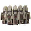GI Sportz Race Paintball Harness Multicam 5+8