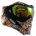 VForce Grill Paintball Mask SE Thermal Grizzly Orange