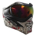 Vforce Grill Paintball Mask Thermal SE Jolly Roger