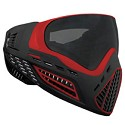 Virtue VIO Ascend Thermal Paintball Goggle Red