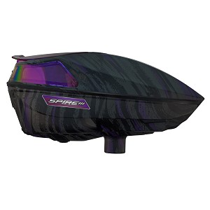Virtue Spire III Paintball Hopper Graphic Amethyst