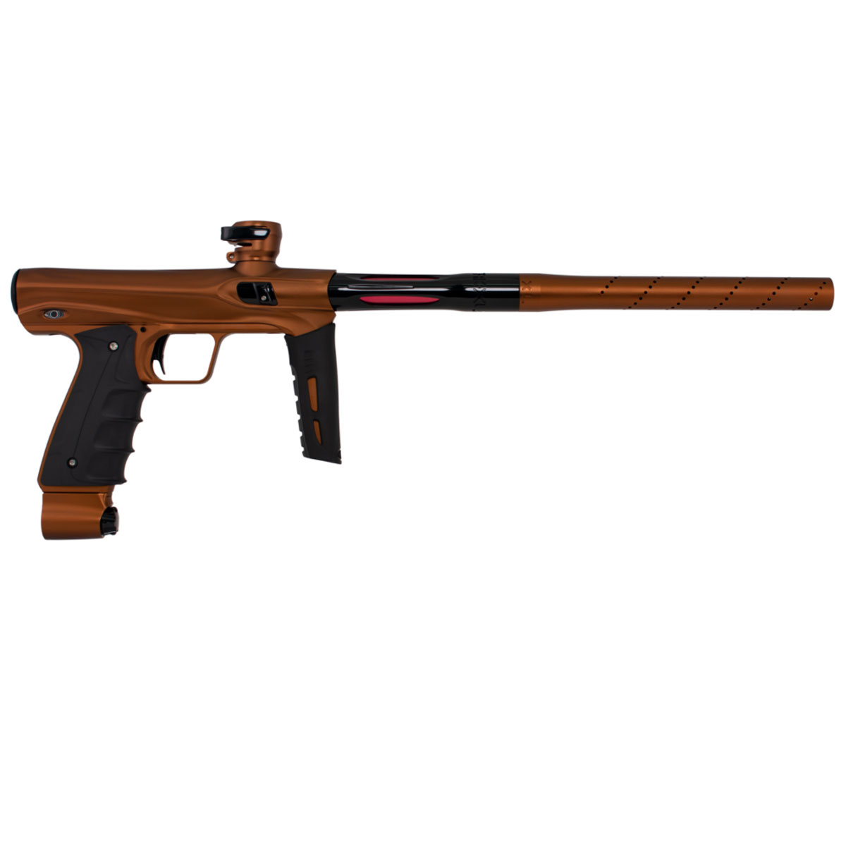 SP Shocker CVO Paintball Gun Dust Brown with Gloss Black Accents