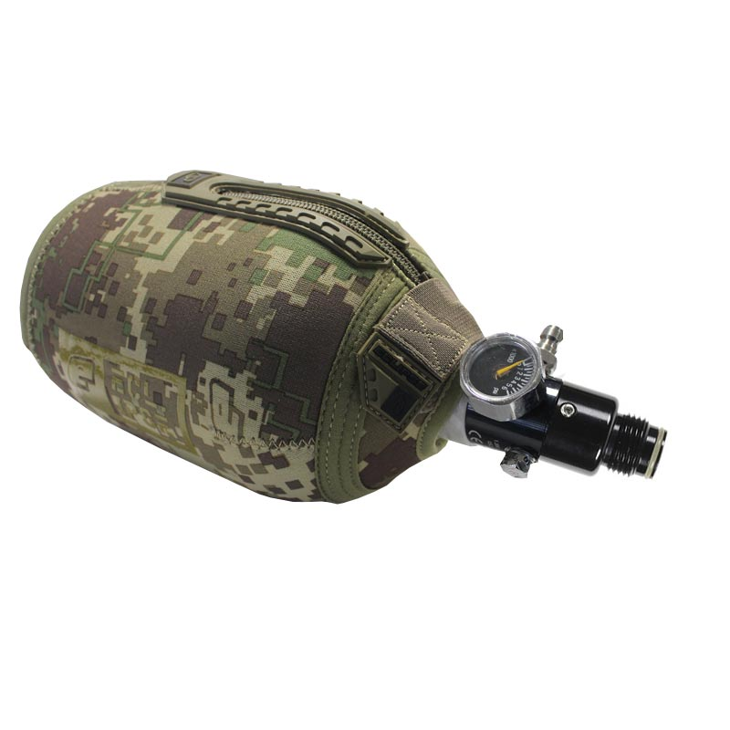 Planet Eclipse Bottle Cover Gen3 HDE Camo 68ci