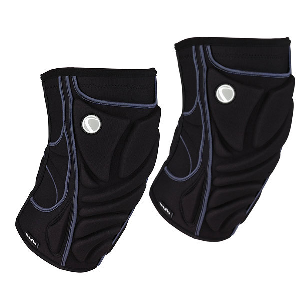 Dye Performance Paintball Knee Pads Black - XLarge