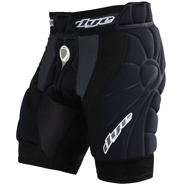 Dye Performance Slide Shorts Black - Large