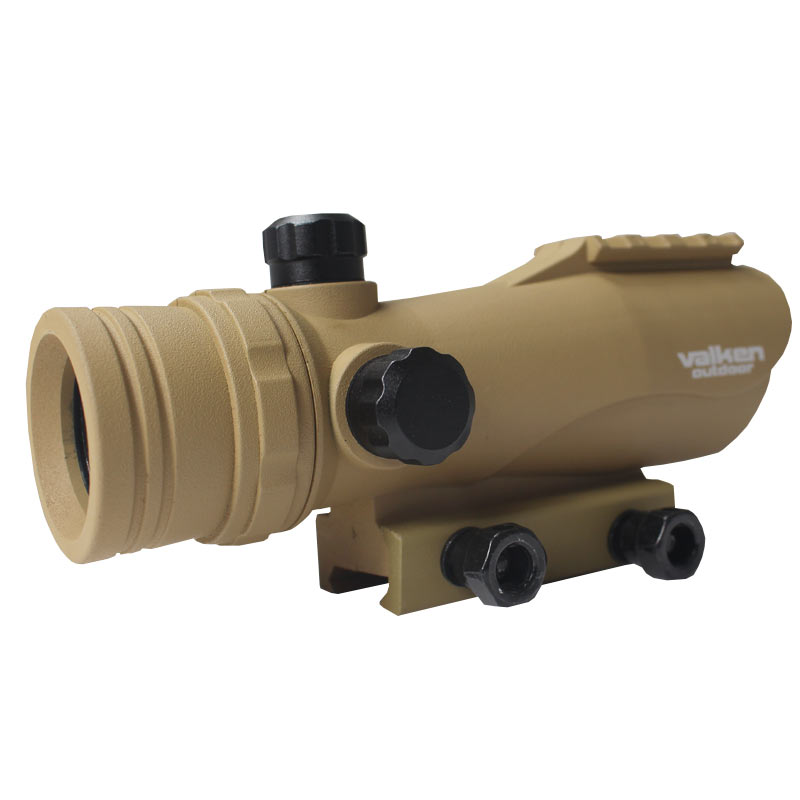 Valken Tactical Optics Red Dot Sight RDA30 Tan