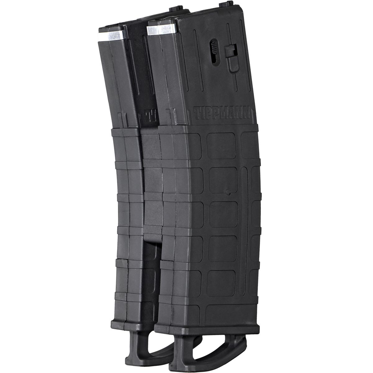 Tippmann TMC .68 Caliber Magazine 20 Round w/ Coupler 2 Pack Black