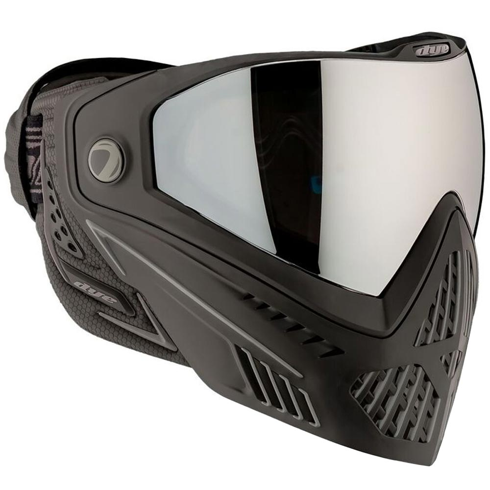 Dye I5 Paintball Mask Onyx Black 2.0