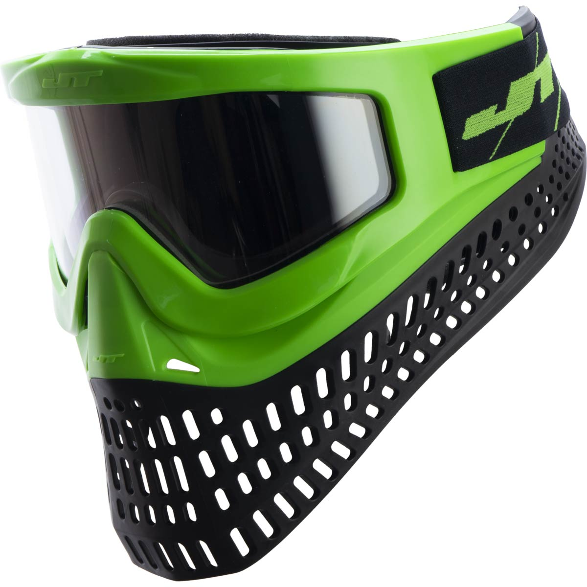 JT Proflex X Thermal Paintball Goggles Lime