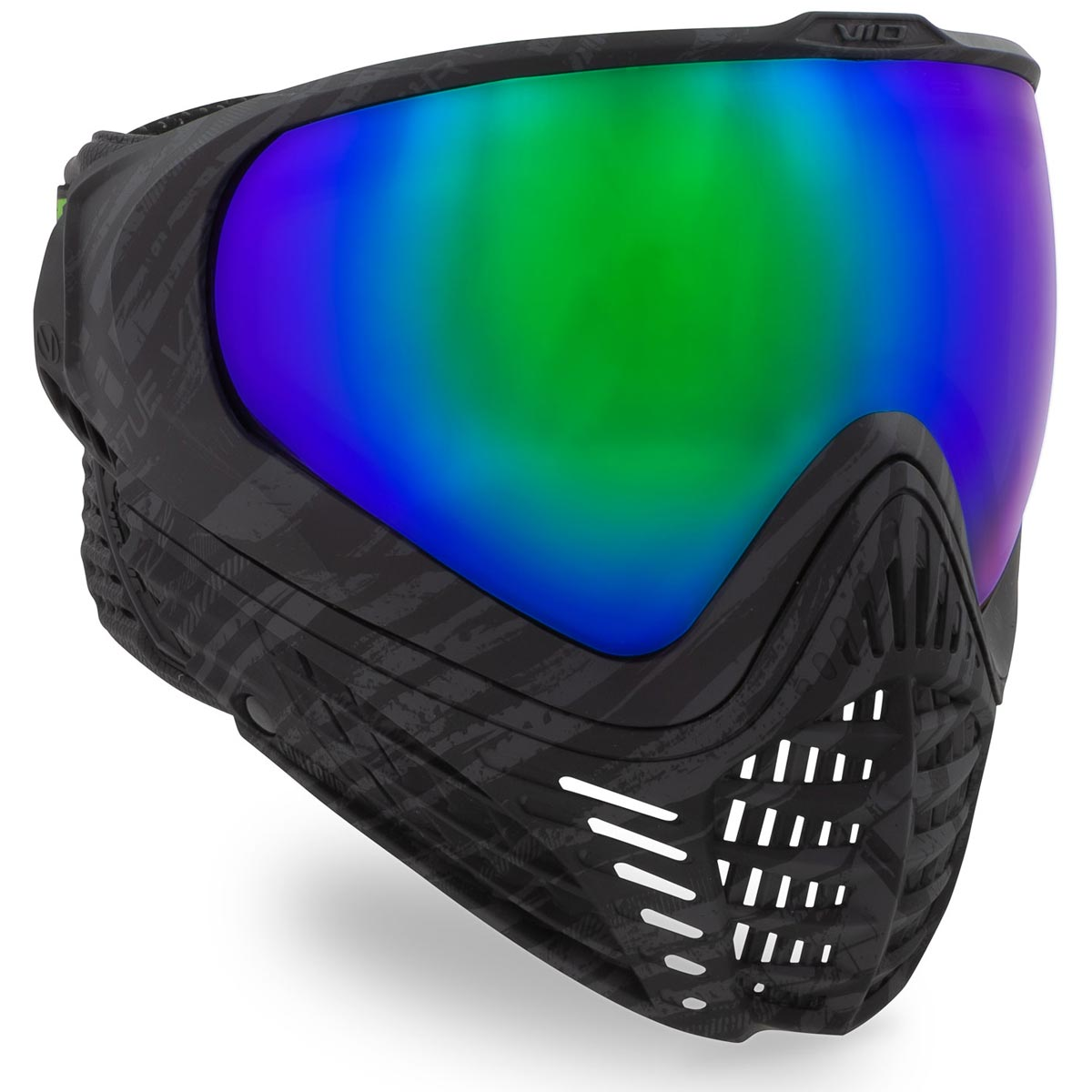 Virtue VIO Contour 2 Thermal Paintball Goggle Graphic Black Emerald