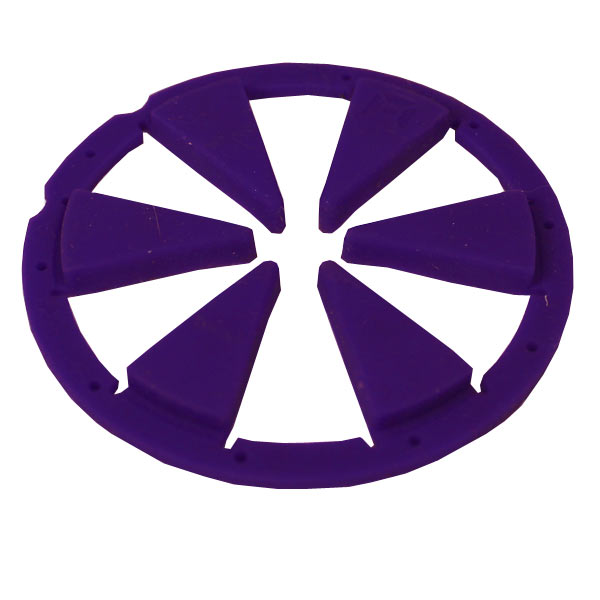 Exalt Feedgate for Dye Rotor Purple