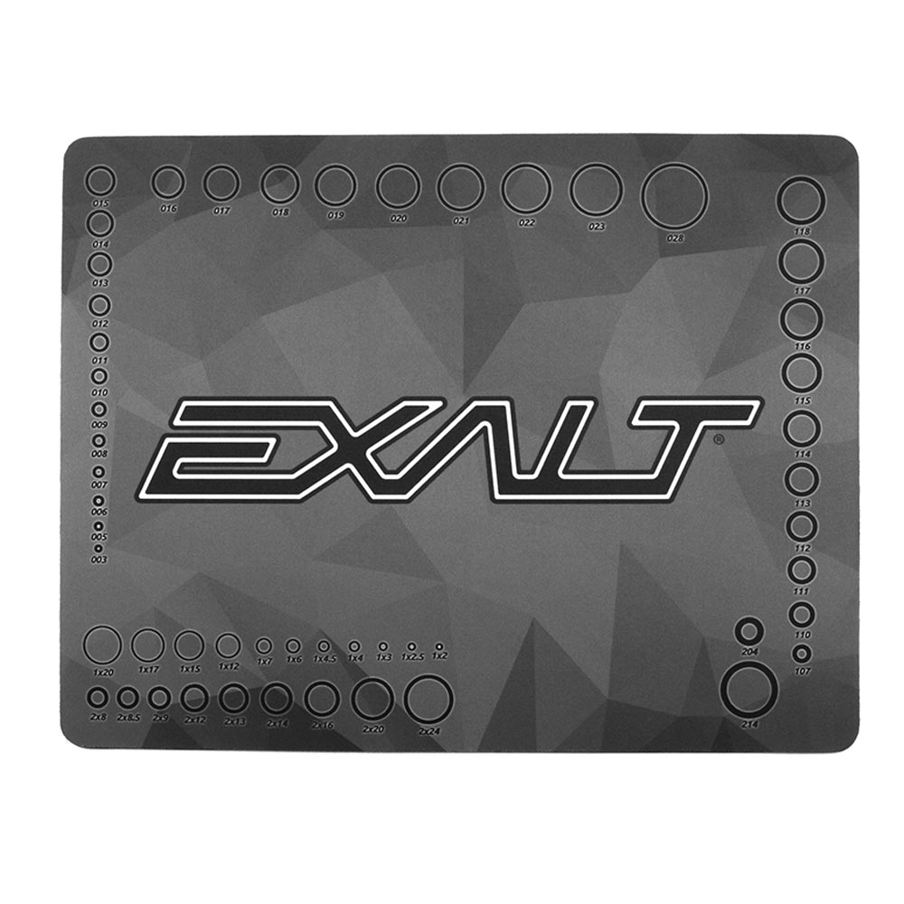 Exalt V2 Tech Mat Small Gray