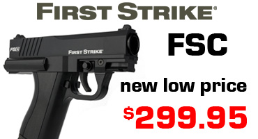 First Strike FSC new low price