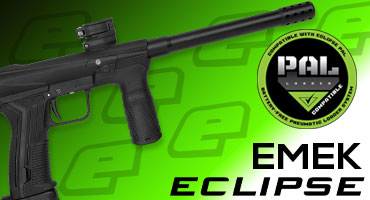 Planet Eclipse Emek paintball marker