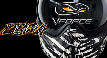 V-Force Grill Zebra