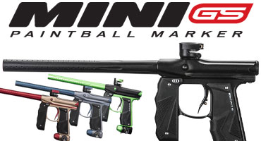 Empire Mini GS Paintball guns