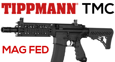 Tippmann TMC Mag Fed paintball gun