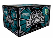 GI Sports 1 Star Paintballs