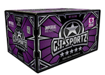 GI Sports 5 Star Paintballs
