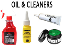 Oil & Cleaners