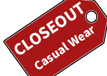 Closeout Casual Wear