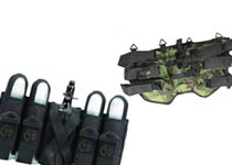 Paintball Packs