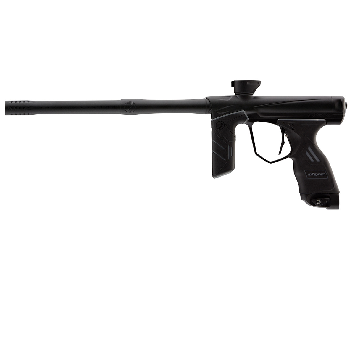 Dye DSR Paintball Marker Blackout Black