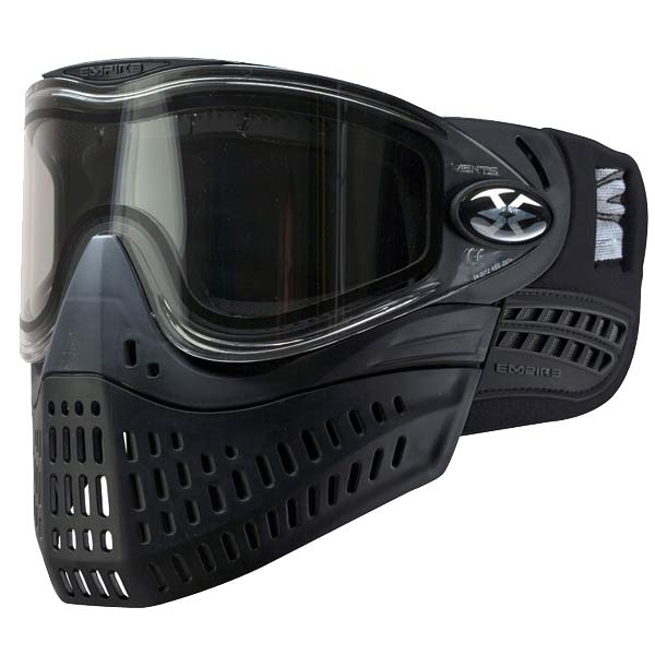Empire E-Flex Thermal Paintball Mask Black