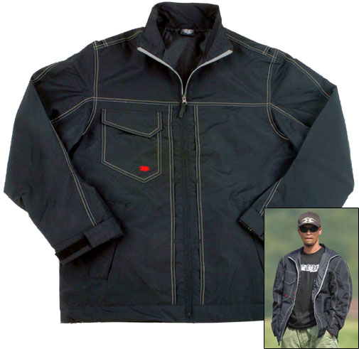 Empire Durango Jacket Black XXL