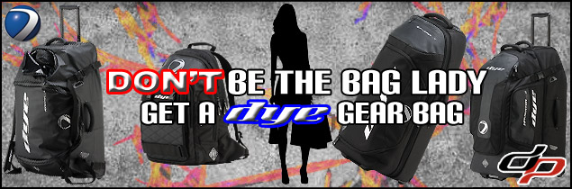 Dye 2014 Paintball Gear Bags