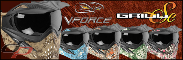 V-Force Grill SE New Colors
