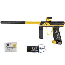 Empire Axe Pro Paintball Gun Dust Black/Gold