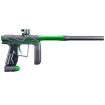 Empire Axe Pro Paintball Gun Dust Grey/Polished Green