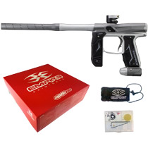 Empire Axe 2.0 Paintball Marker Dust Grey/Dust Silver