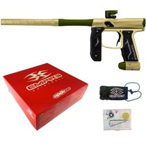 Empire Axe 2.0 Paintball Marker Dust Tan Dust Olive