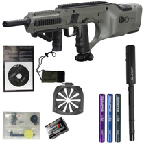 Empire BT DFender Paintball Marker Army Green