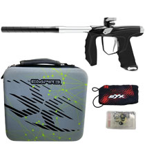 Empire SYX Paintball Marker Polished Black/Silver