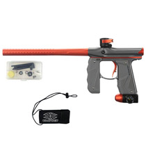Empire Mini GS Paintball Gun Grey/ Orange Dust