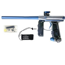 Empire Mini GS Paintball Marker Grey/Navy Dust
