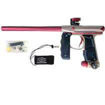 Empire Mini GS Paintball Marker Tan/Red Dust