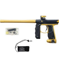 Empire Mini GS Paintball Marker Black Gold Dust