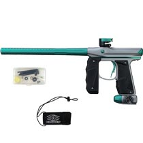 Empire Mini GS Paintball Marker Grey Teal Dust