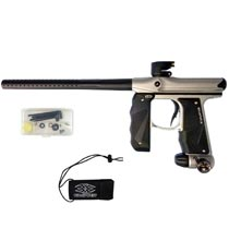 Empire Mini GS Paintball Marker Grey Black Dust