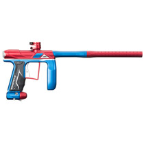 Empire Axe Pro 2015 Paintball Gun SE Dust Red/Blue/Silver