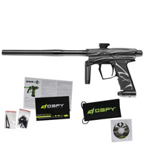 D3FY Sports D3S Paintball Gun Black With Tadao Board