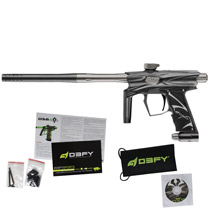 D3FY Sports D3S Paintball Gun Black Grey With Tadao Board