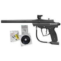 D3FY Sports Conqu3st Paintball Gun Black