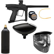 GOG eNVy Paintball Gun Black Package A