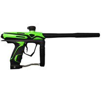 GOG eXTCy Paintball Gun With Blackheart Board - Freak Green